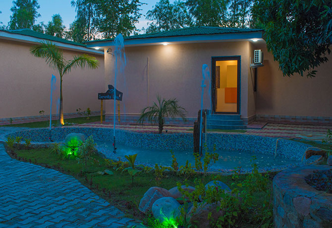 luxury hotel in jim corbett
